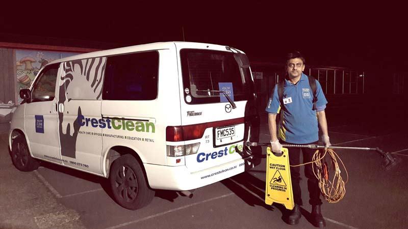 Rohit Chandra from Rotorua.