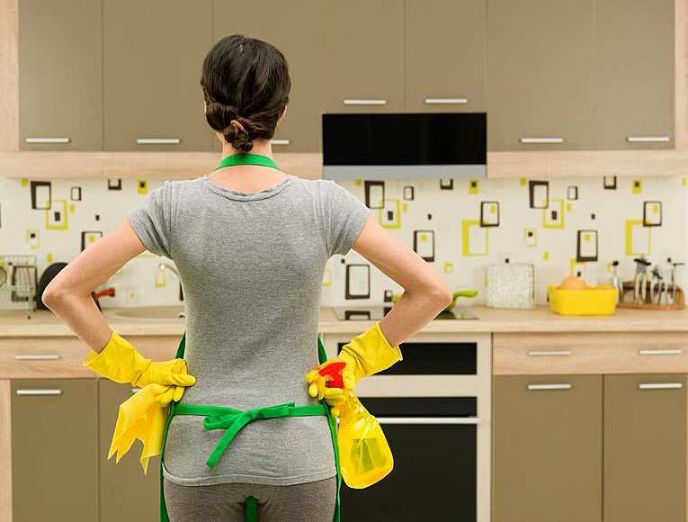 Who needs the rubber gloves and spray? New surfaces might one day wipe out the need for cleaning.