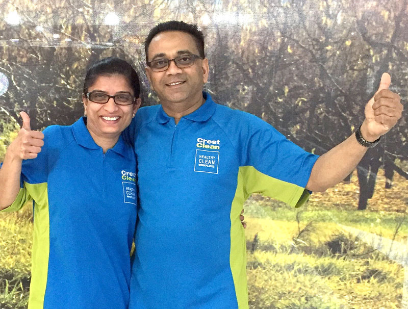 In less than six months Minesh and Hemali Patel have doubled the size of their business.